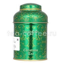 Чай Dammann Рождественский Зеленый 100 гр