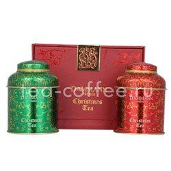 Чай Dammann Рождество подарочный набор