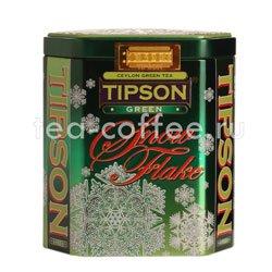 Tipson Снежинка Зеленая ж.б 100 гр