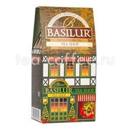 Чай Basilur Чайный магазин 100 гр картон