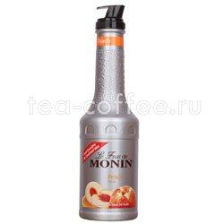Фруктовое пюре Monin  Персик 1 л
