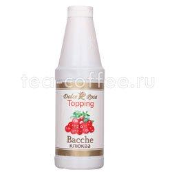 Топпинг Dolce Rosa Клюква 1 л