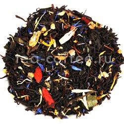Чай Gutenberg черный c годжи