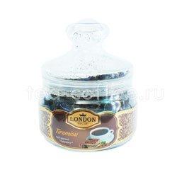 Чай LTC черный тирамису 100 гр