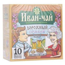 Река жизни Иван-Чай Дорожный Душицей 50 гр