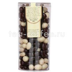 Драже Царское подворье Арахис в шоколаде и белой глазури 190 гр