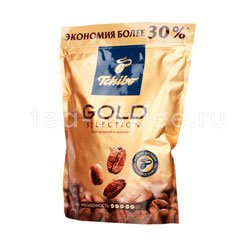 Кофе Tchibo растворимый Gold Selection 285 гр