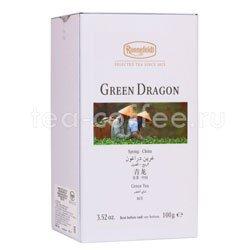 Чай Ronnefeldt Green Dragon/Зеленый Дракон 100 гр м/б