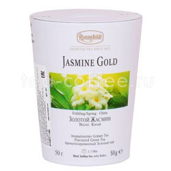 Чай Ronnefeldt Jasmine Gold/Золотой жасмин 50 гр м/б