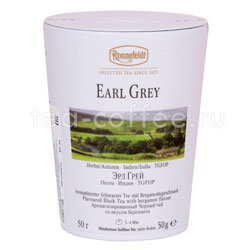 Чай Ronnefeldt Earl Grey/Эрл Грей 50 гр м/б