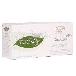 Чай Ronnefeldt Bio Greenleaf/Гринлиф в сашете на чайник