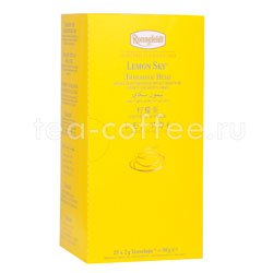 Чай Ronnefeldt Lemon Sky / Лимонное небо в пакетиках 25 шт.х 2.5 гр