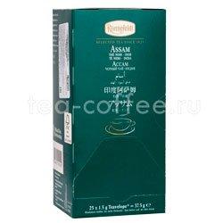 Чай Ronnefeldt Assam / Ассам черный в пакетиках 25 шт.х 2.5 гр