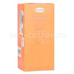 Чай Ronnefeldt Decaffeinated/Декофеинированный чёрный чай в пакетиках 25 шт.х 2.5 гр