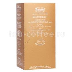 Чай Ronnefeldt Winter dream / Зимние грезы в пакетиках 25 шт.х 2.5 гр