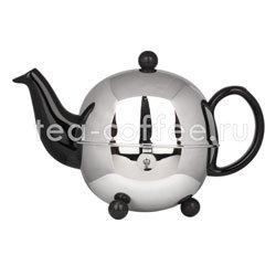 Чайник Cosy 13 01 Z заварочный 0,9 л (черный)