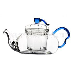 Чайник стеклянный Крокус 600 мл