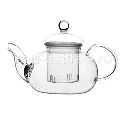 Чайник стеклянный Тюльпан 600мл Е-029
