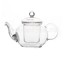 Чайник стеклянный Лотос 450 мл
