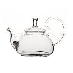 Чайник стеклянный Георгин 600 мл