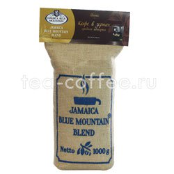 Кофе Jamaica Blue Mountain Blend в зернах 1 кг Россия