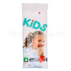 Шоколад Bucheron Kids белый с карамелью и клубникой 50 гр