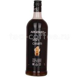 Сироп Argento Ирландский крем 1 литр