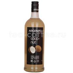 Сироп Argento Кокос 1 литр