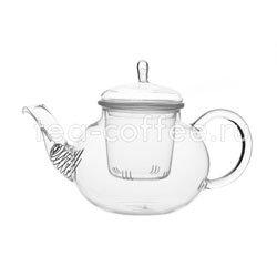 Чайник стеклянный Василек 800 мл