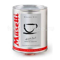 Кофе Musetti в зернах Grand Cru 3 кг