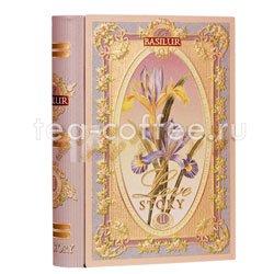 Чай Basilur Чайная книга История Любви Том 2 100 гр Шри Ланка