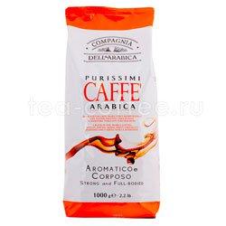 Кофе Compagnia Dell`Arabica в зернах Arabica 1 кг
