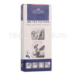 Фильтры для чая отбеленные 100 шт