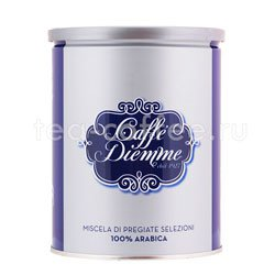 Кофе Diemme молотый Blens Coffee Blue Espresso 250 гр ж/б Италия