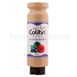 Топпинг Colibri D'oro Лесная ягода 1 л