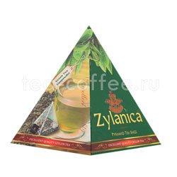Чай Zylanica Green Tea Gunpowder в пирамидках