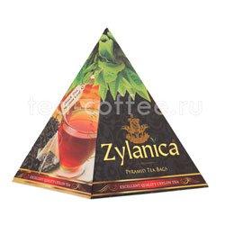 Чай Zylanica Black Tea Medium Leaf в пирамидках