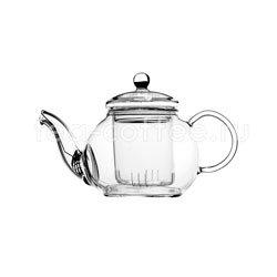 Чайник стеклянный Подснежник 350 мл