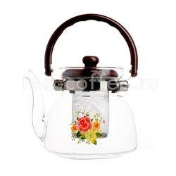 Чайник стеклянный Kelly KL-3001 1,2 л