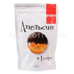 Апельсин в глазури PUPO 200 гр в.у.