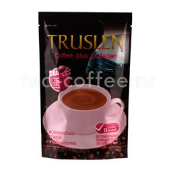Кофе Truslen Coffee Plus Collagen 5 пакетиков по 16 гр