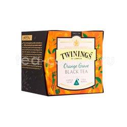 Чай Twinings Апельсиновый сад (15 пакетиков)