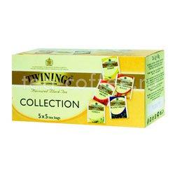 Чай Twinings Ассорти ароматизированный  (25 пакетиков)