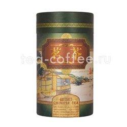 Банка картонная маленькая для хранения чая