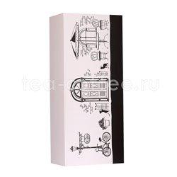 Подарочный набор Банок для хранение чая Париж JL 560/1