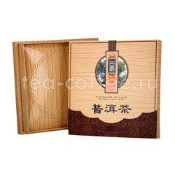 Подарочная коробка для пуэра (DYK-004)
