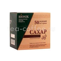 Сахар Bionik с имбирем 50 стиков
