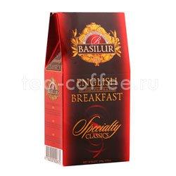 Чай Basilur Избранная классика Английский завтрак 100 гр
