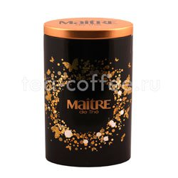 Чай Maitre Gold&Black 90 гр