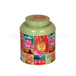 Банка для чая Джатака круглая 130 гр